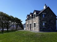 The Beach House at Garrachan