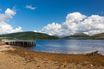 Argyll & Bute Holiday Cottages