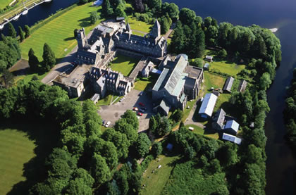 Fort Augustus Abbey Holiday Cottages