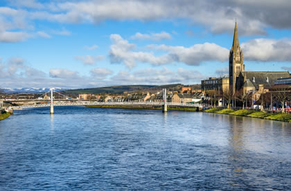 Inverness, Nairn & The Black Isle Holiday Cottages