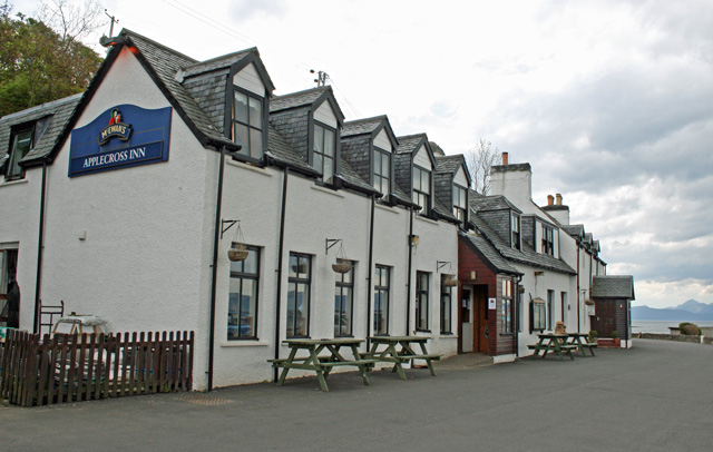 Bayside is just minutes from the Applecross Inn