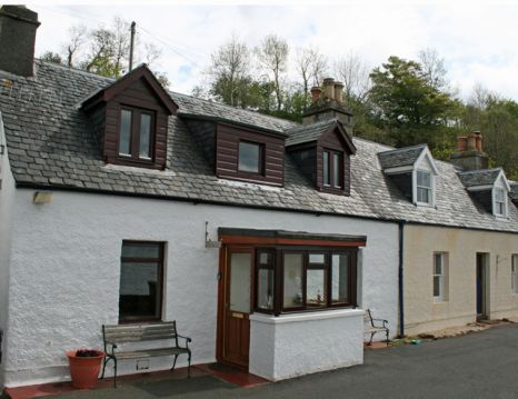 Bayside Cottage, Applecross peninsula - Wester Ross