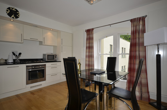 Self Catering Fort Augustus Abbey Luxury Apartment