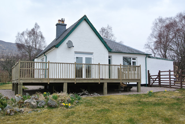 Poulary Holiday Cottage Invergarry Pets Welcome