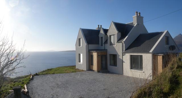 Taigh Druim Holiday Cottage Elgol Isle Of Skye