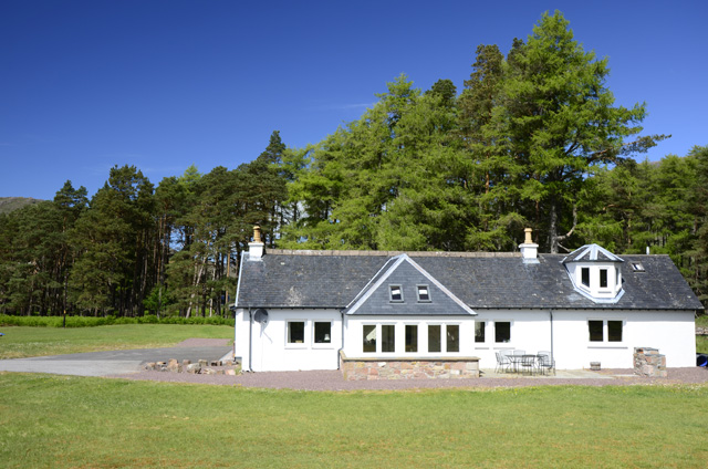Kinloch Damph Lodge