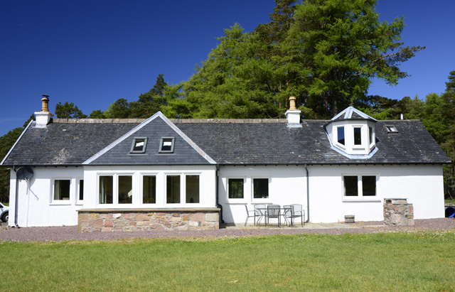 Kinloch Damph Lodge - Northern Highlands, Wester Ross & Easter Ross
