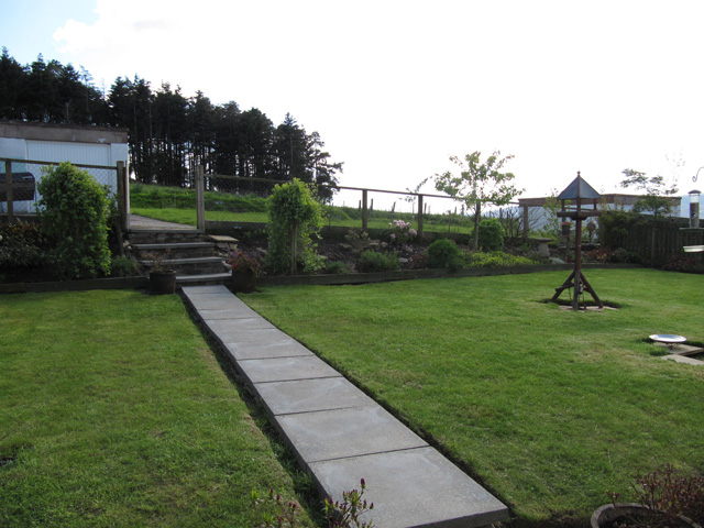 Garden at Whitestone