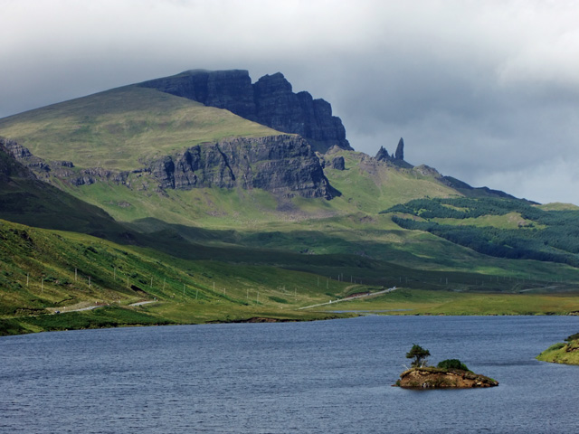Old Man of Storr - a walk to the summit for the adventurous