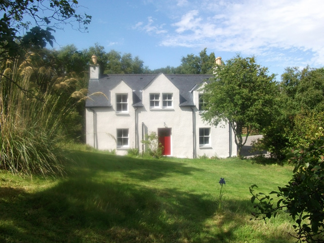 Loch Alsh Holiday Cottage Mathesons Croft House