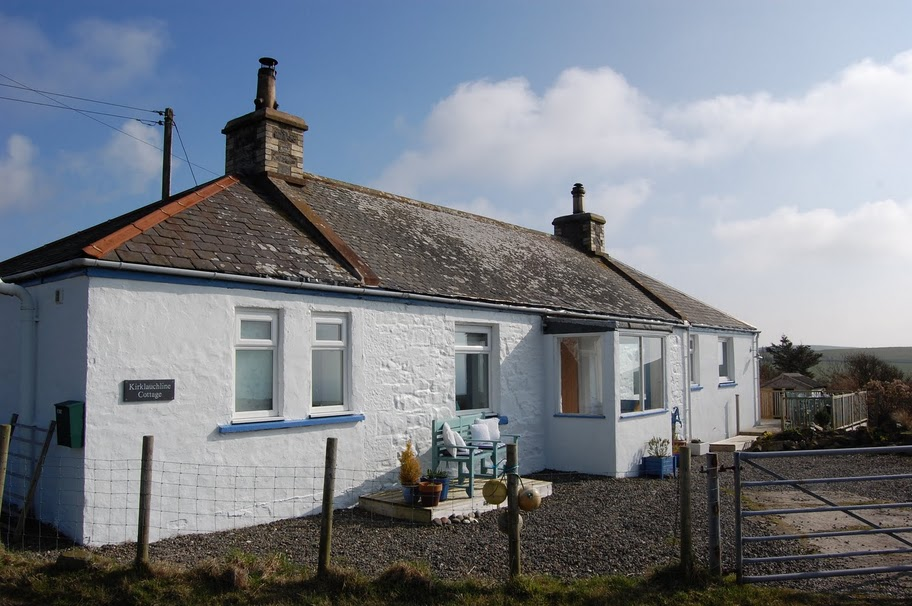 Kirklauchline Cottage - Dumfries & Galloway