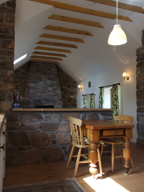 Swallow Byre Holiday Cottage Stoer Lochinver Sutherland