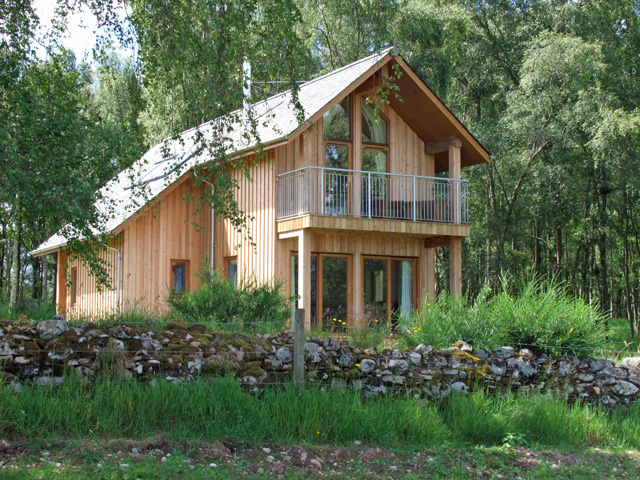 Silver Birch Lodge Self Catering Holiday Cottage Nairn