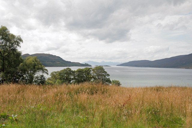 Outlook from Ardoch Bothy