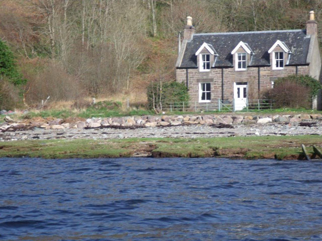 Gracie's Cottage - Applecross, Lochcarron & Shieldaig