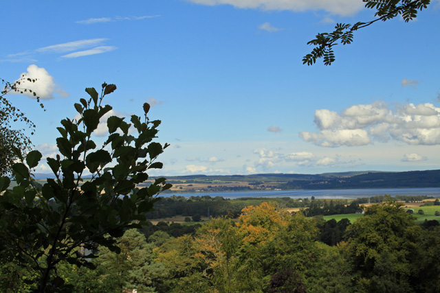 View of Beauly Firth