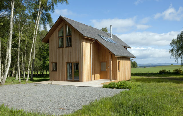 Scots Pine Lodge - Inverness, Nairn & The Black Isle