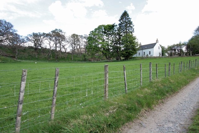 Kincardine Cottage is situated in a quiet location