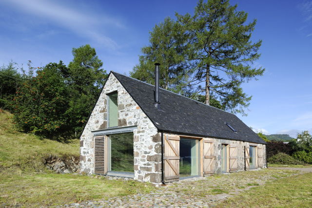 Leachachan Barn Holiday Cottage Letterfearn Loch Duich