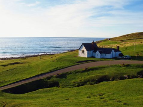 Stoer Lodge, Stoer - Lochinver - Sutherland