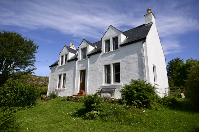 Torvaig Cottage - Skye & Lochalsh
