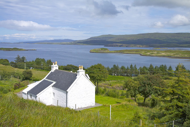 View to Loch Dunvegan