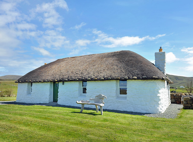 Tigh Nighean Bhan Holiday Cottage Trotternish Peninsular Skye