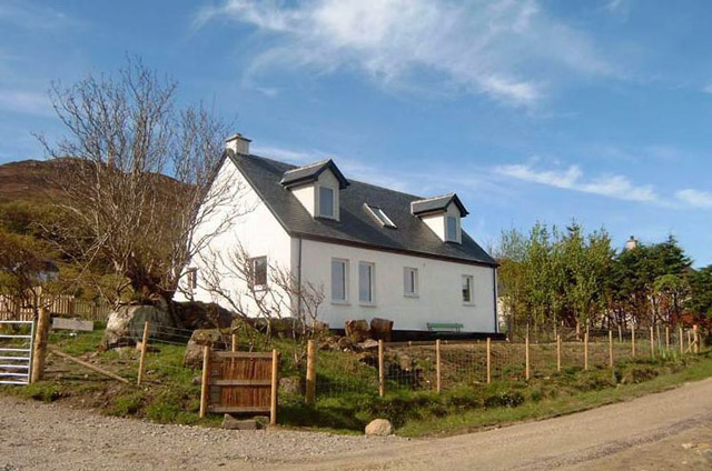 Askival Holiday Cottage Portuairk Ardnamurchan Lochaber