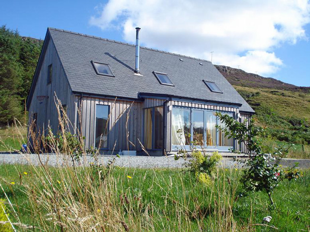 Solas Self Catering Holiday Cottage Glendale Isle Of