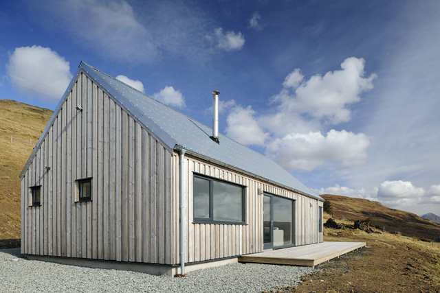 White Tail Croft Holiday Cottage Portree Isle Of Skye