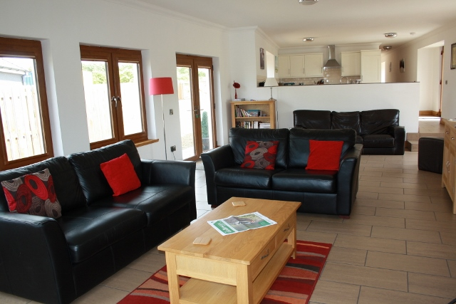 Living Room - Drumfad Barn