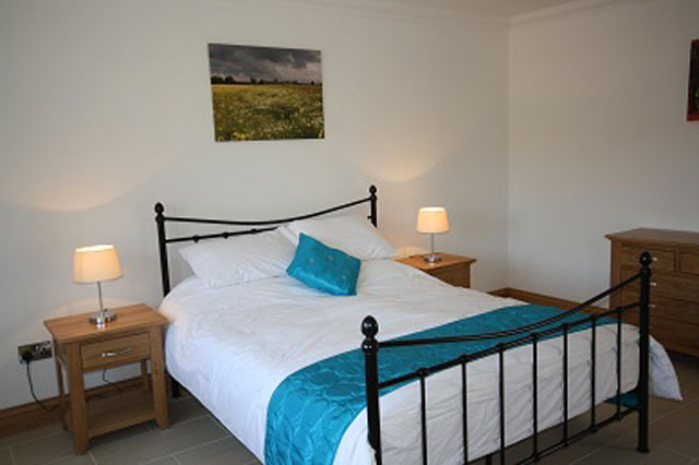 Double Bedroom - Drumfad Barn