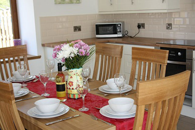 Kitchen - Drumfad Barn