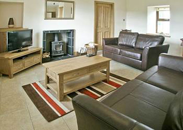 Lounge - Drumfad Cottage
