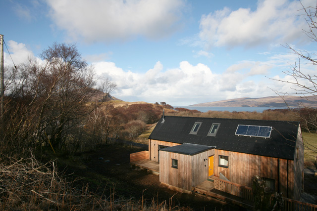 Tigh-na-Craobh and the view