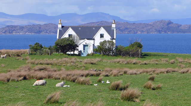 Callakille Holiday Cottage Applecross Peninsula Wester Ross