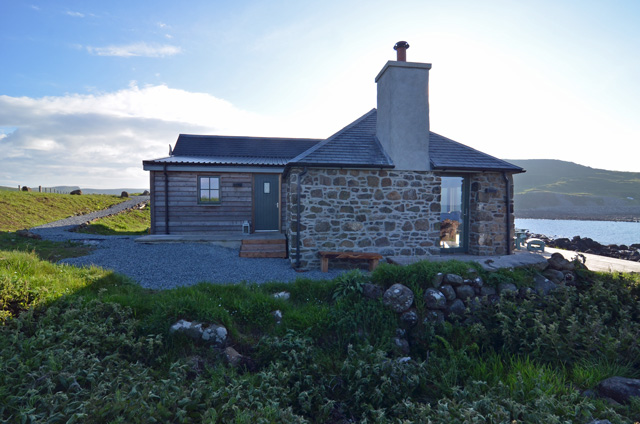 Kilmaluag Bay Cottage