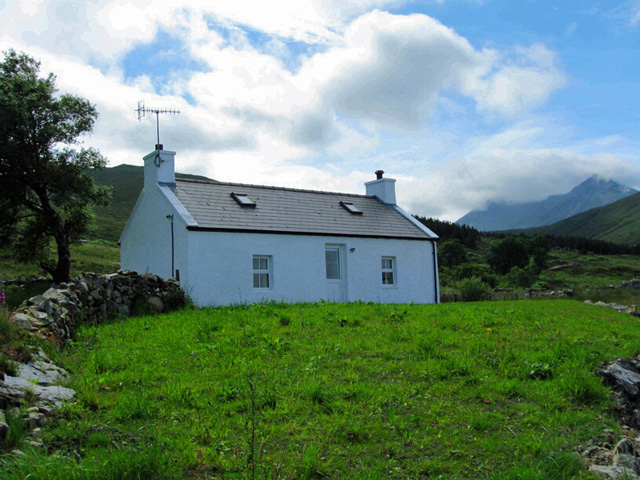 Moll Cottage - Skye & Lochalsh