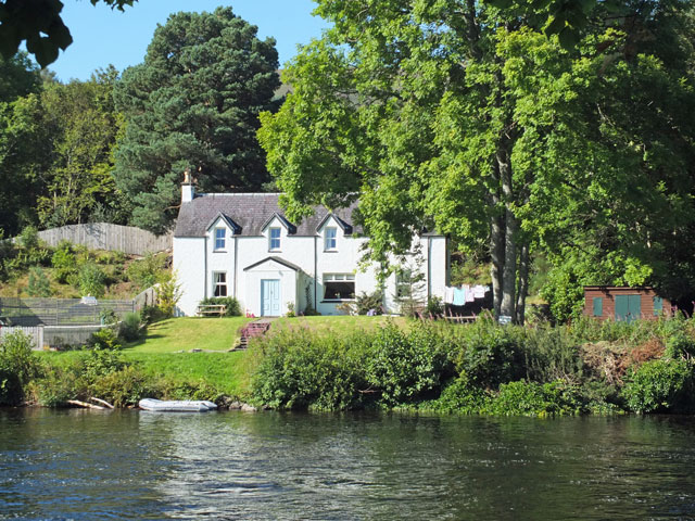 lilybank holiday cottage fort augustus loch ness