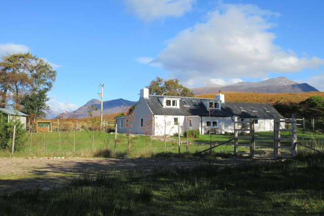 Shepherd's Cottage - Applecross, Lochcarron & Shieldaig