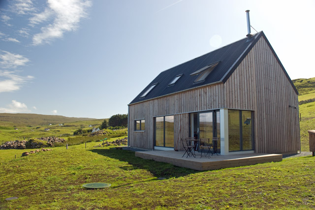 Seal Skerry Lodge Holiday Cottage Glendale Isle Of Skye