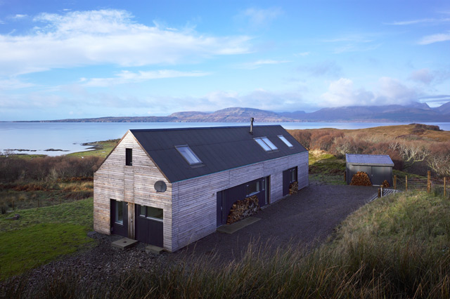 The Shed Tokavaig - Skye & Lochalsh