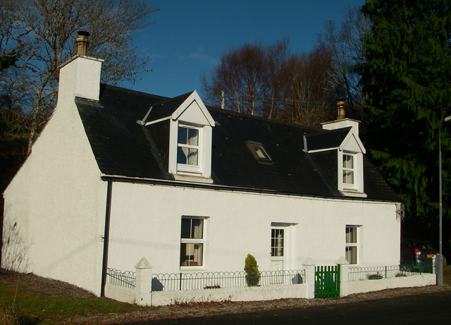 Shellach Cottage - Northern Highlands, Wester Ross & Easter Ross