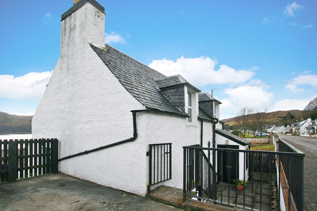 Seabank Cottage - Northern Highlands, Wester Ross & Easter Ross