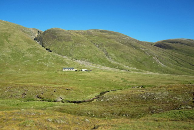 Glenuaig Lodge - Northern Highlands, Wester Ross & Easter Ross