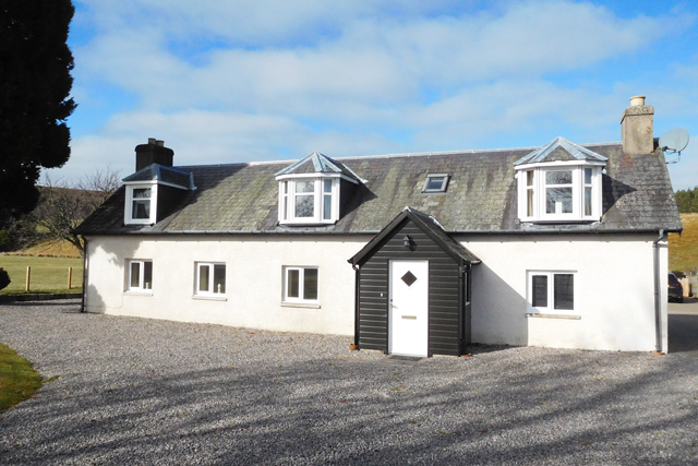 Morile Mhor Cottage - Inverness, Nairn & The Black Isle