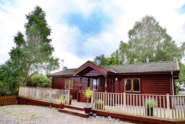 Red Kite Log Cabin - Inverness, Nairn & The Black Isle